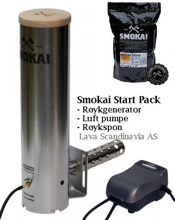 SMOKAI Røykgenerator