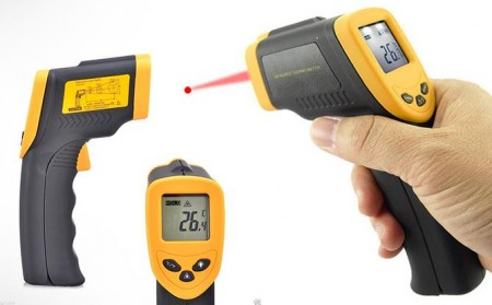 IR Termometer til Pølselaging